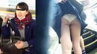 part37【めくられながら怯える可愛い娘達5人のパンツ】奥義スカートめくりパンチラ