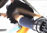 【HD】靴カメ君が行くPart124【現役JKアイドル?めくり編】
