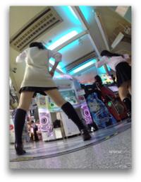 【HD】靴カメ君が行くPart154【JKゲーセンダンス編】