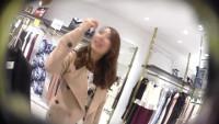 店員撮り66!悲劇の同じ店舗ガチ撮りⅠ!魅惑の先輩のパンティ!