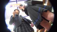 (HD)マスク下の超美少女を粘着