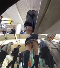 [HD]JKお裾分けvol.13