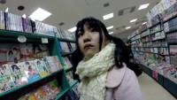 【逆さHERO】アルティメット55 可愛いツインテール○k 軽いストーカー撮り!