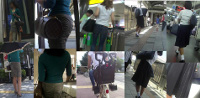 【動画】街のぶっかけ歩き旅 vol.1