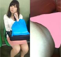 【限定10セット!】1000年に1度の美女をスカートめくりでパンティ丸見え!!No.3