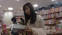 【逆さHERO】アルティメット46  ロングヘアーの受付嬢ぽいお姉様!