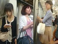 【限定10セット!】4月7日販売、3人のウルトラSSS級お姉さんをスカートめくりでパンティ丸見え!!番外編2