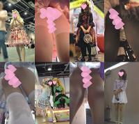 【フルHD動画】中国/台湾イベント マル秘撮り 53