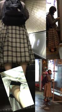 逆さ撮りJCさんJDさんOLさんスカートの中撮らせて頂きました。vol2