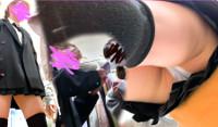 #23 制服っぽい服のJKちゃんに店内で強引に声かけフロント!&エレベーターまで追いかけ撮り