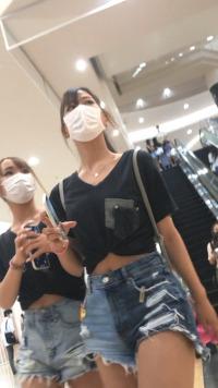 ショーパン+制服JK