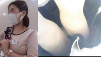 【化粧品店のお姉さん改10】白Pお姉さん